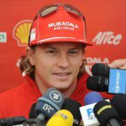 Kimi Räikkönen durante el Gran Premio de Brasil de 2009 - LaF1