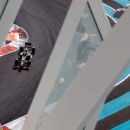 Kimi Räikkönen en Yas Marina en 2012 - LaF1