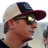 Kimi Räikkönen junto a Romain Grosjean - LaF1