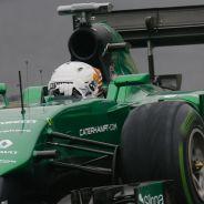 Kobayashi correrá con Caterham en el GP de Abu Dabi - LAF1.es