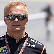 Heikki Kovalainen en Brasil - LaF1