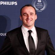 Robert Kubica en la gala de fin de año de la FIA - LaF1