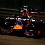 Kvyat confía en poder aspirar a conseguir más podios la próxima temporada - LaF1