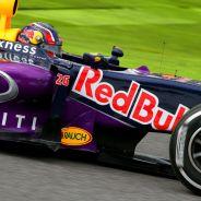 En Red Bull siguen negociando a contrarreloj para garantizar su futuro en el Mundial - LaF1