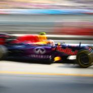 Daniil Kvyat en China - laF1