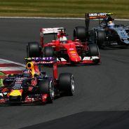 Kvyat por delante de Vettel y Pérez - LaF1.es