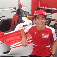 Lance Stroll es miembro de la Academia de Jóvenes Pilotos de Ferrari - LaF1