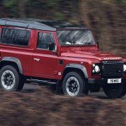 Land Rover Defender Works: Regalo por su 70 aniversario