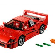 Ferrari F40 Lego - SoyMotor
