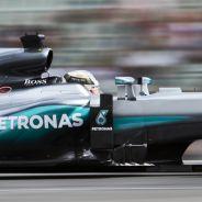 Lewis Hamilton durante la carrera en Hockenheim - LaF1