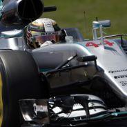 Lewis Hamilton con su W07 - LaF1