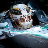 Lewis Hamilton vuelve a perder la pole position frente a Nico Rosberg - LaF1