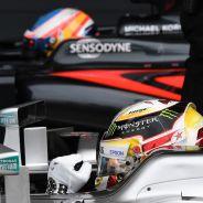 Lewis Hamilton y Fernando Alonso - LaF1