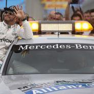 Lewis Hamilton es uno de los iconos actuales de la Fórmula 1 - LaF1