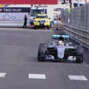 Hamilton lidera los Libres 1 - LaF1
