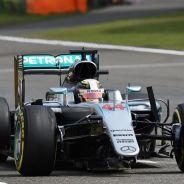 Lewis Hamilton ha vuelto a tener una carrera con problemas - LaF1