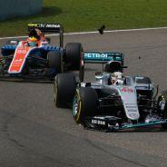 Lewis Hamilton está teniendo un complicado inicio de temporada - LaF1