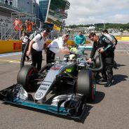 Hamilton no pierde la esperanza de volver a ganar - LaF1