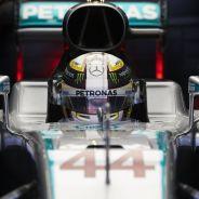 Lewis Hamilton está ya a 43 puntos de Nico Rosberg - LaF1
