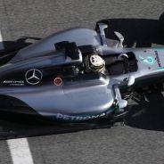 Lewis Hamilton aún no sabe cómo está de cómodo respecto a 2015 - LaF1
