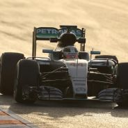Hamilton termina la primera semana de test muy sorprendido - LaF1