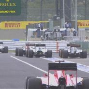 Mercedes vuela de nuevo, Red Bull sorprende a Ferrari en los Libres 3 - LaF1
