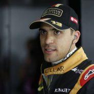 Pastor Maldonado seguirá vistiendo los colores de Lotus en 2015 - LaF1