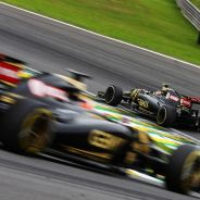 Carter confía en el potencial que tendrá Lotus con Renault al frente - LaF1