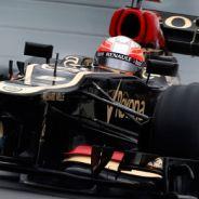 Romain Grosjean en Brasil - LaF1