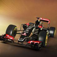 Lotus presenta por sorpresa el E23, su coche para 2015 - LaF1
