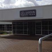 Fábrica de Lotus en Enstone - LaF1