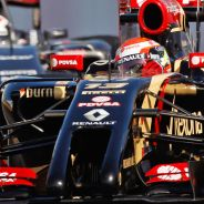 Pastor Maldonado y Romain Grosjean en Rusia - LaF1