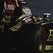 Romain Grosjean en una imagen de archivo de 2014 - LaF1
