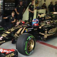 Jolyon Palmer en México - LaF1