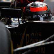 Kimi Räikkönen en la India - LaF1