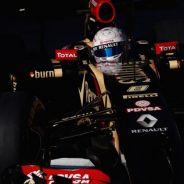 Romain Grosjean en el pasado Gran Premio de Rusia - LaF1