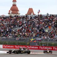 Lotus en el GP de Rusia F1 2015: Domingo - LaF1