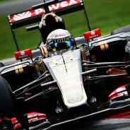 Romain Grosjean en Italia 2015 - LaF1