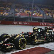 Lotus no esperaba que Grosjean abandonara el equipo - LaF1