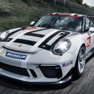 Porsche 911 GT3 Cup presentado en París con aspecto de LMP1 - SoyMotor