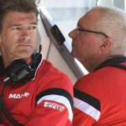 Lowdon y Booth podrían abandonar Manor a finales de año - LaF1