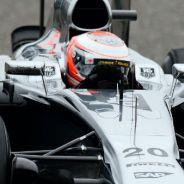 McLaren sufre con el graining en China - LaF1