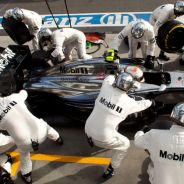 Kevin Magnussen terminó tercero en Australia, segundo gracias a la descalificación de Daniel Ricciardo - LaF1