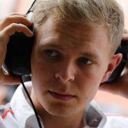 Kevin Magnussen ya es piloto oficial de McLaren - LaF1