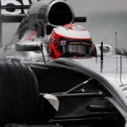 McLaren en el GP de Australia F1 2014: Sábado