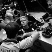 Kevin Magnussen en Singapur - LaF1