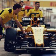 El coche de Kevin Magnussen en China - LaF1
