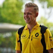 Magnussen salió ileso del accidente de Bélgica - LaF1