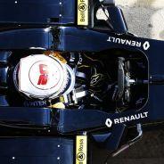 Kevin Magnussen en Montmeló - LaF1