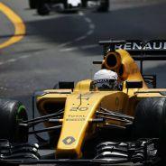 Kevin Magnussen en Mónaco - LaF1